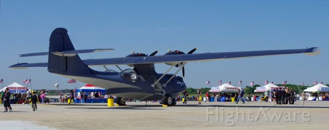 N9521C — - McGUIRE AIR FORCE BASE-WRIGHTSTOWN, NEW JERSEY, USA-MAY 12, 2012: Seen on static display at the Open House and Air Show.