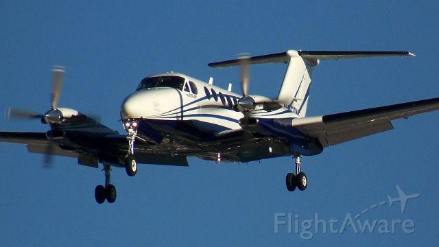 Beechcraft Super King Air 350 (N350AF)