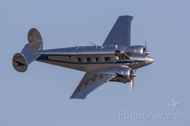 Beechcraft 18 (N351WP)