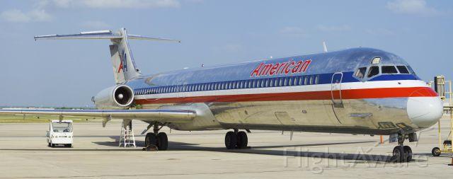 McDonnell Douglas MD-83 (N434AA) - 7/1/17