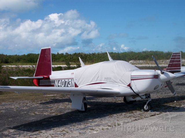 N4073N — - N4073N all covered up, sitting at New Bight airport in Bahamas.