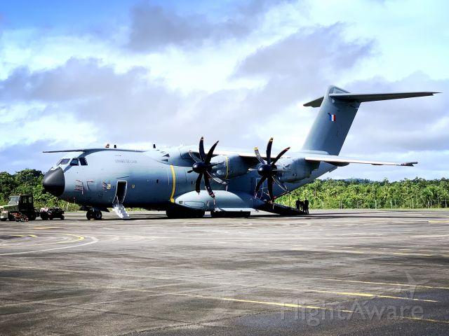 AIRBUS A-400M Atlas (F-RBAG)