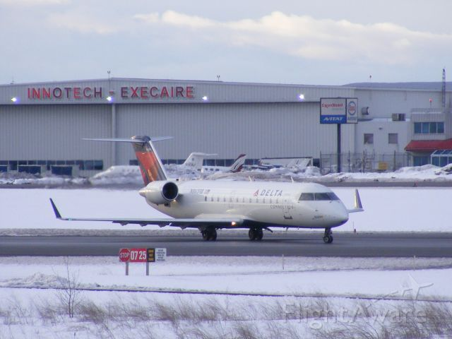 Canadair Regional Jet CRJ-200 (N8659B) - taxied onto runway #25 at the wrong gate. had to back track to the take off threshold.
