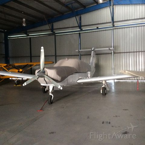 Piper Saratoga (VH-MNV) - Loving our new home away from Moorabbin best move we made