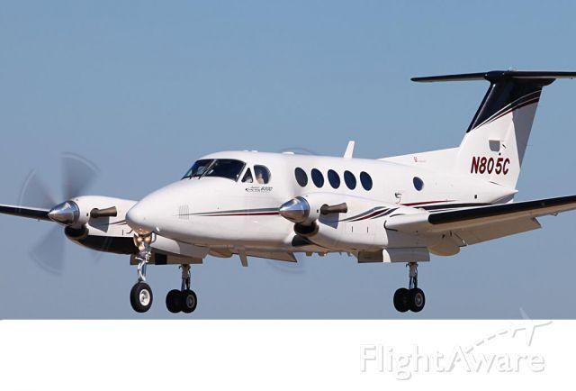 Beechcraft Super King Air 200 (N805C)