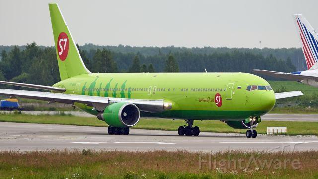 BOEING 767-300 (VP-BVH)