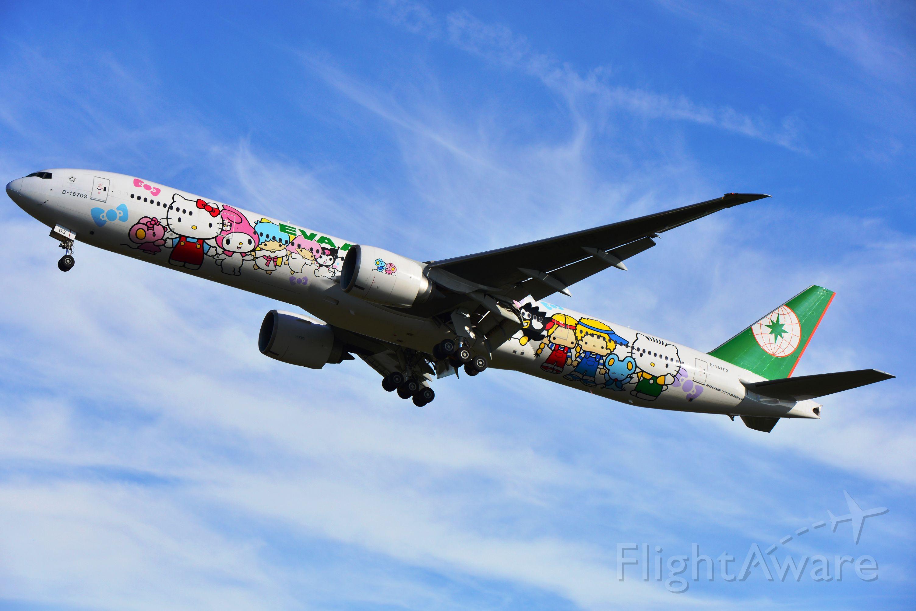 BOEING 777-300ER (B-16703)