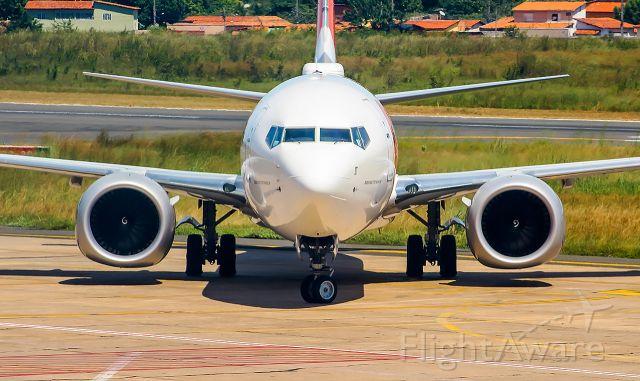 Boeing 737 MAX 8 (PR-XMB)