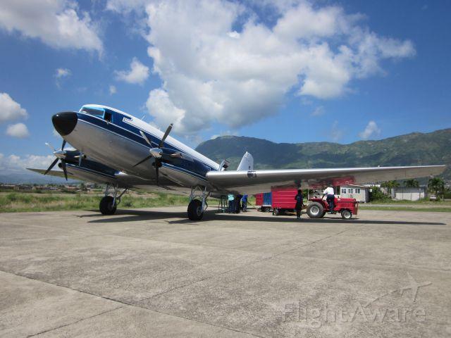 Douglas DC-3 (turbine) (N500MF)