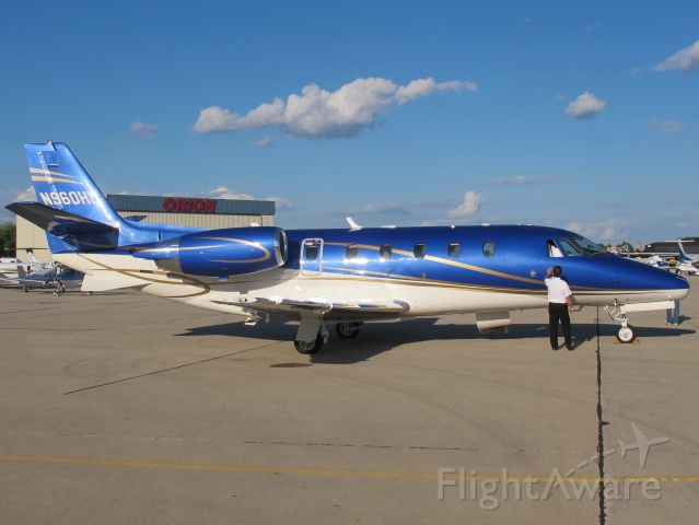 Cessna Citation Excel/XLS (N960HD) - Oshkosh 2013!
