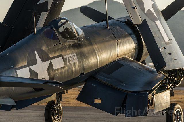 VOUGHT-SIKORSKY V-166 Corsair (N83782)