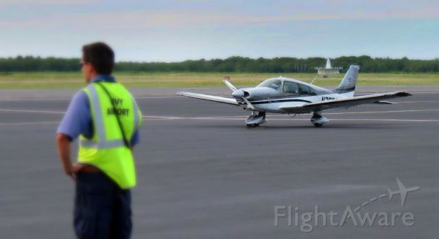 Piper Cherokee (N208GG) - I flew AOPA