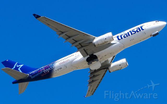 Airbus A330-200 (C-GTSN)