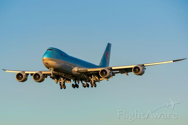 BOEING 747-8 (HL7639)
