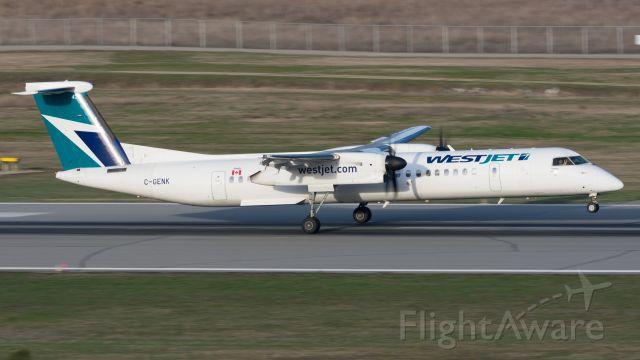 de Havilland Dash 8-400 (C-GENK)