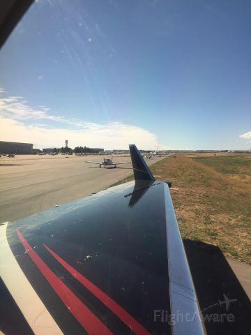 Gulfstream Aerospace Gulfstream 3 (N510FR) - Ready for Takeoff
