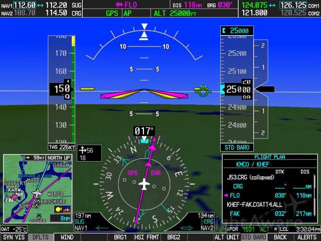 Mooney M-20 (N411JL) - Fastest Speed yet - w/TKS