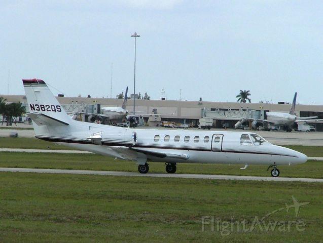 Cessna Citation V (N382QS)