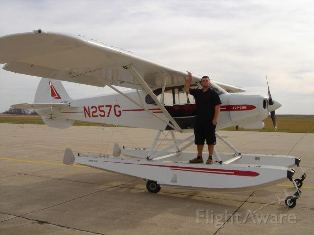 Piper L-21 Super Cub (N257G)