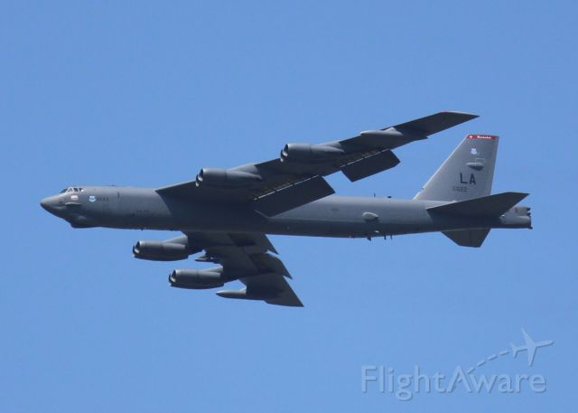 Boeing B-52 Stratofortress (60-0022) - At Barksdale Air Force Base.