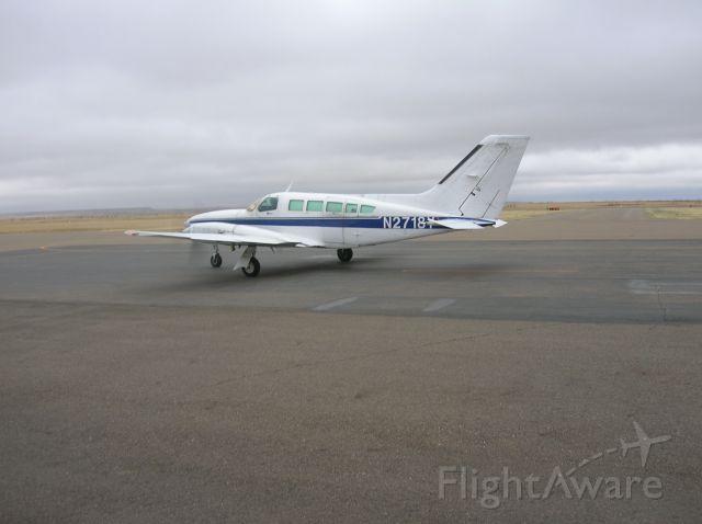 Cessna 402 (RCA141)