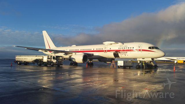 Boeing 757-200 (N757HW) - Flight tests ca. 10/2015