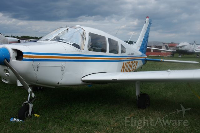Piper Cherokee (N1093X)