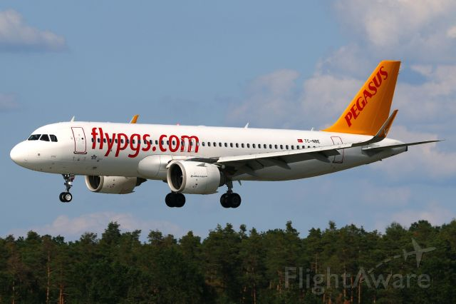 Airbus A320neo (TC-NBE)
