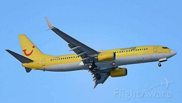 Boeing 737-800 (N748MA) - EX D-ATUK