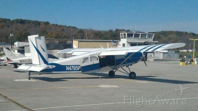 Pilatus PC-6 Porter (N4795P) - SKYDIVING
