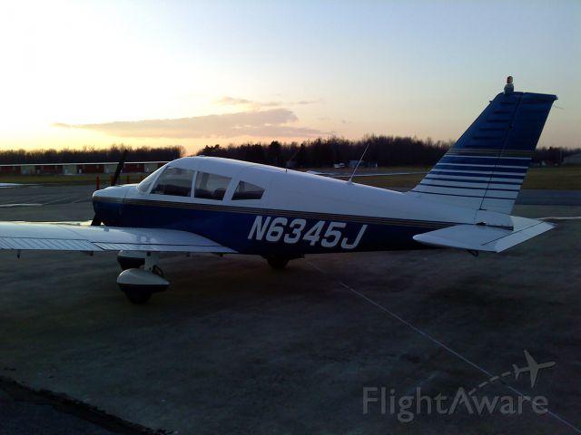 Piper Cherokee (N6345J)