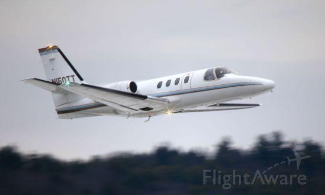 Cessna 500 Citation 1 (N150TT)