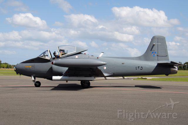 HUNTING PERCIVAL P-84 Jet Provost (G-SOAF) - Strikemaster Mk82A @ Weston Airport, Dublin 03/08/2015