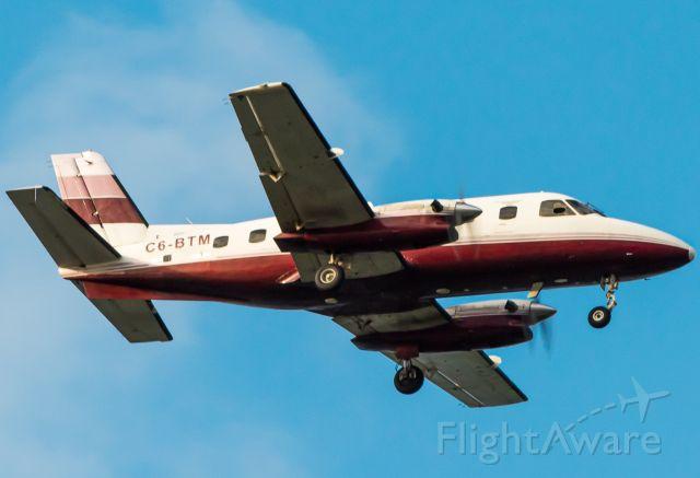 Embraer EMB-110 Bandeirante (C6-BTM)