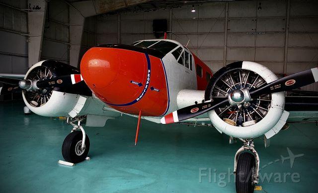 Beechcraft 18 (N5552A)