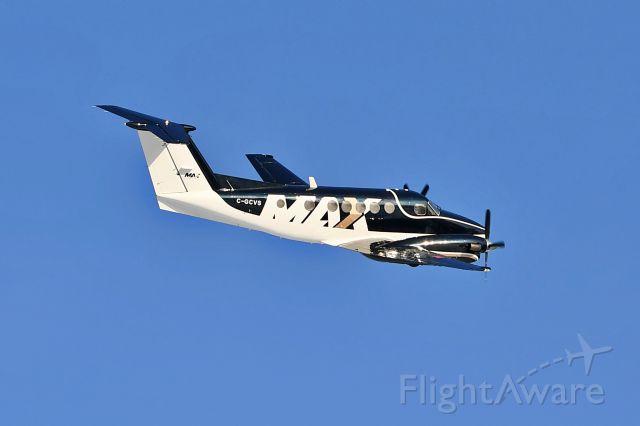Beechcraft Super King Air 200 (MAX210) - C-GCSV