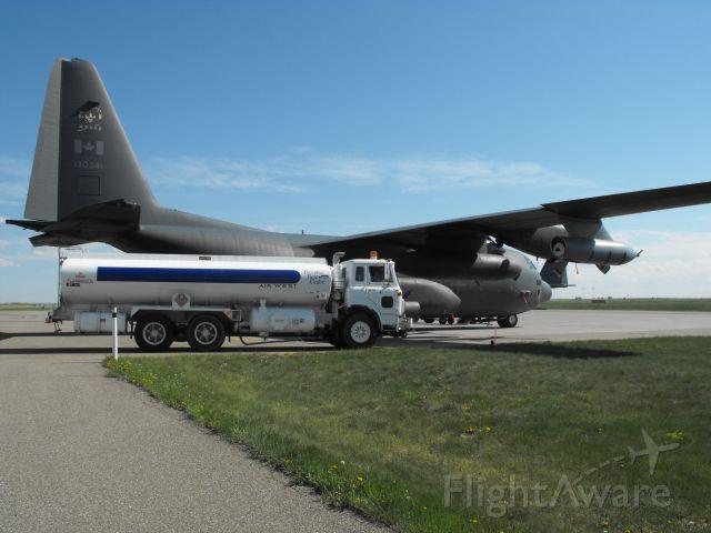 Lockheed C-130 Hercules — - Good ol