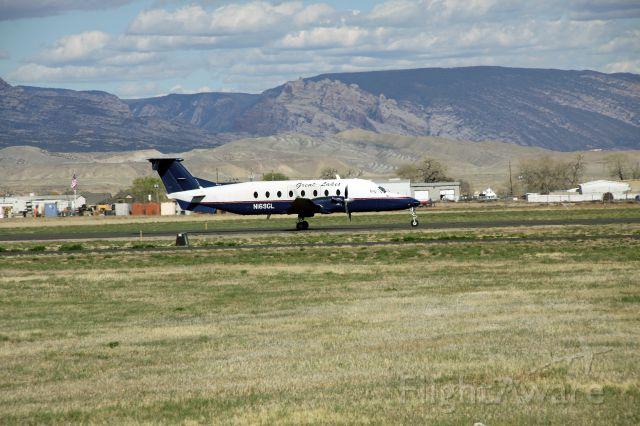 Beechcraft King Air 90 (N169GL)