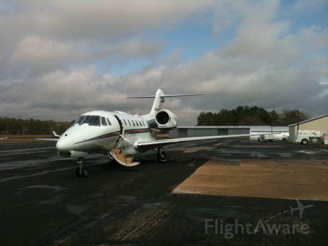 Cessna Citation X —