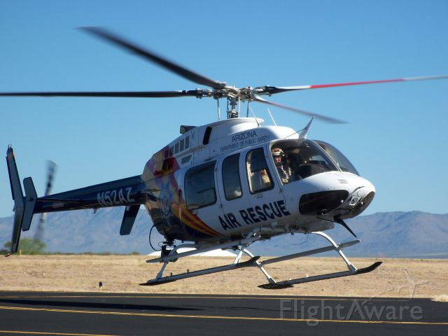 N52AZ — - at a fly-in and this helicopter came