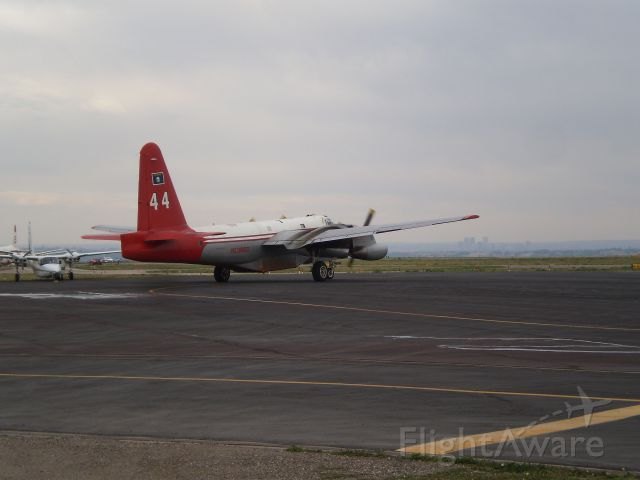 Lockheed P-2 Neptune (N1386C) - Slurry Bomber heading out to make its next drop on the High Park Wildfire in Northern Colorado