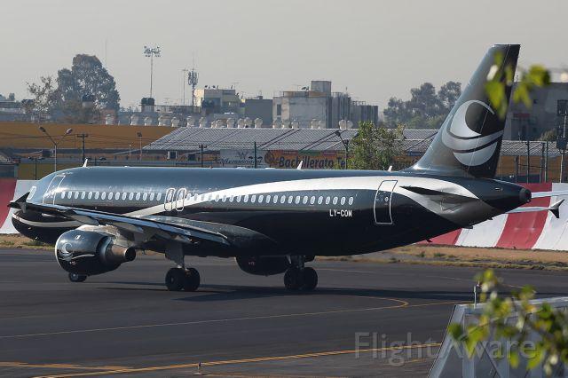 Airbus A320 (LY-COM) - Fly to Cubana de Aviación