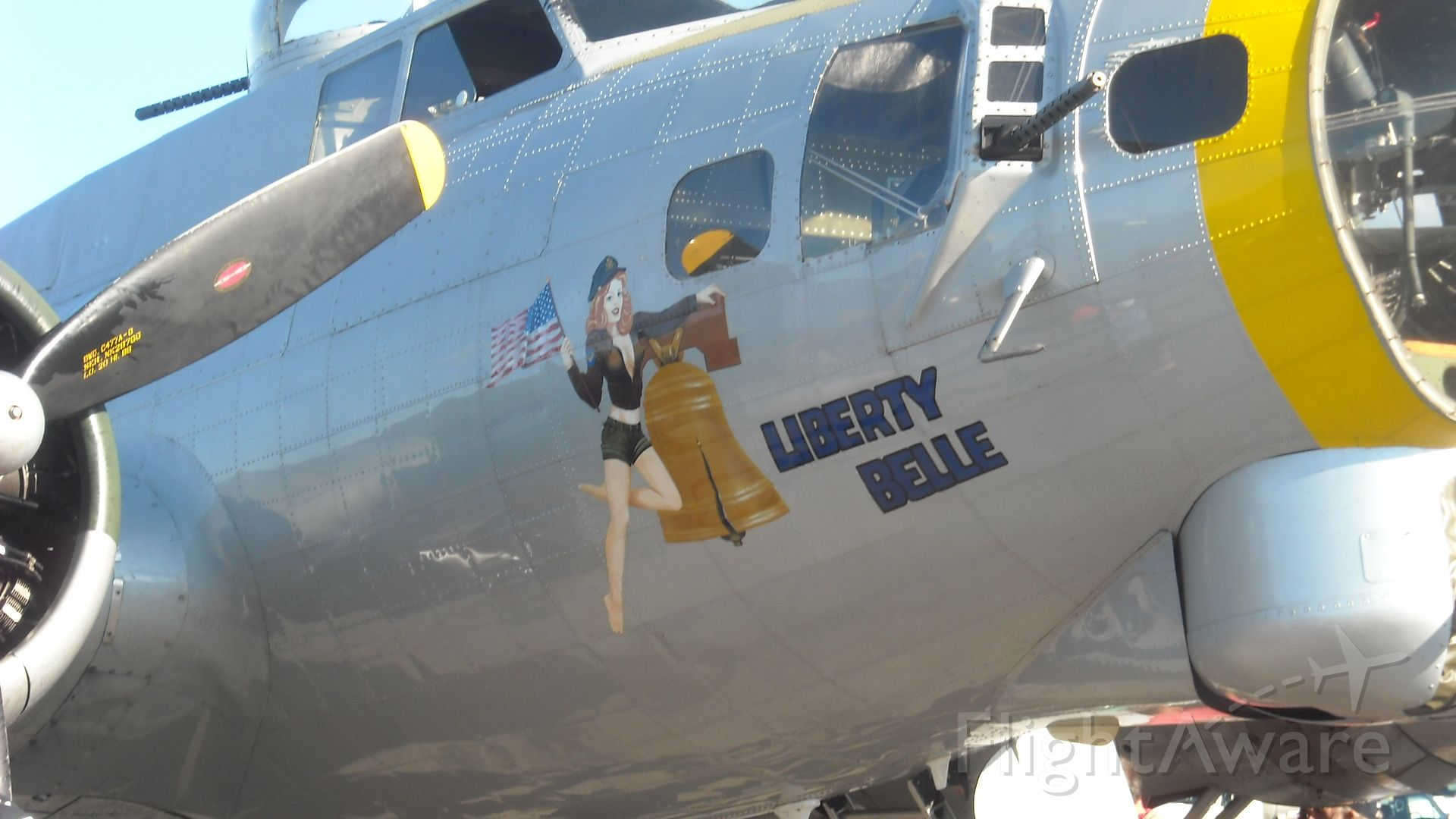 Boeing B-17 Flying Fortress —