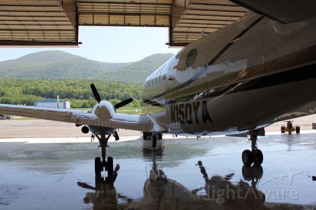 Beechcraft King Air 100 (N150YA)