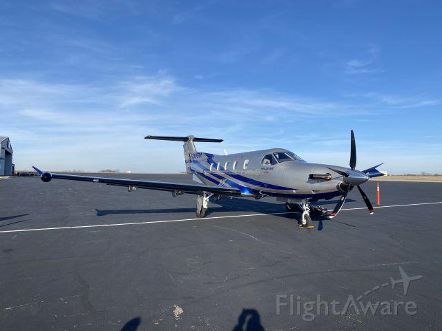 Pilatus PC-12 (N300SM)