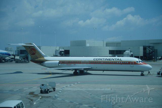 Douglas DC-9-10 (N525NY) - Visit at Miami Intl Airport on 1990/08/29