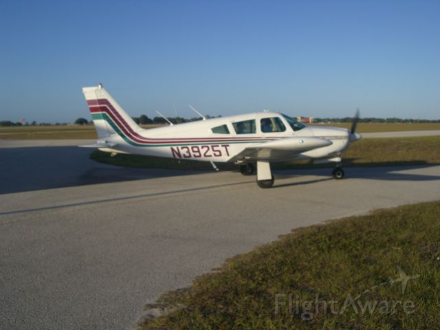 Piper Cherokee (N3925T) - Winter Haven, FL