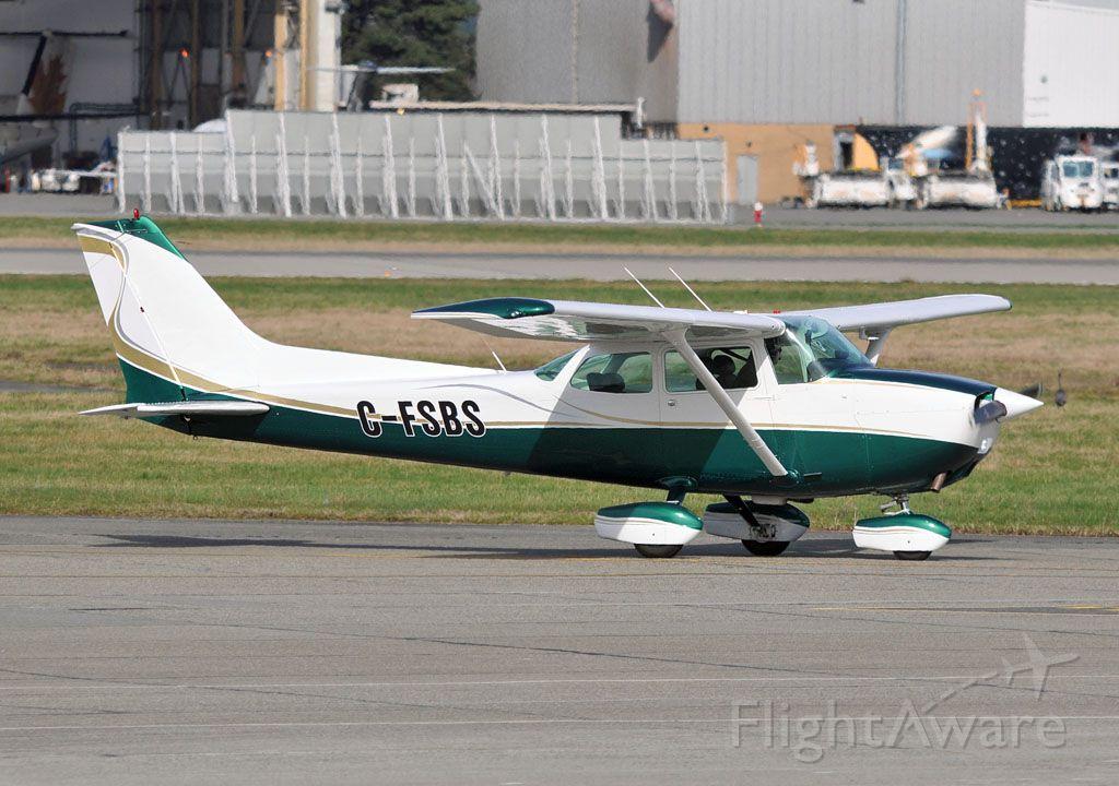 Cessna Skyhawk (C-FSBS)