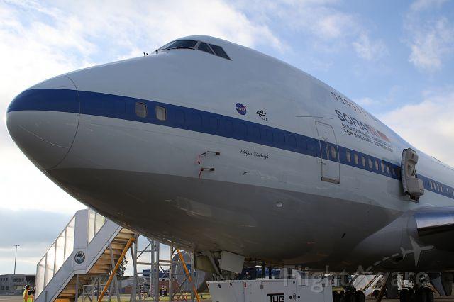 BOEING 747SP (N747NA) - on 9 July 2017