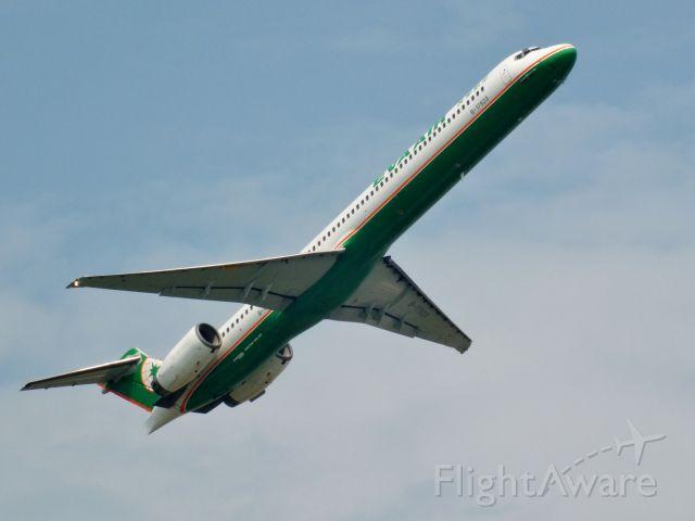 McDonnell Douglas MD-90 (B-17923)